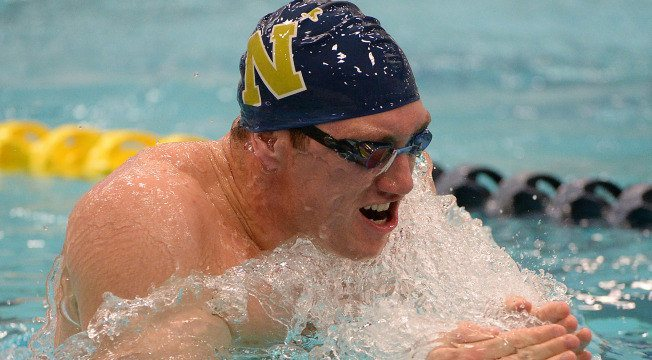 Navy Men Take Down Penn State, Columbia