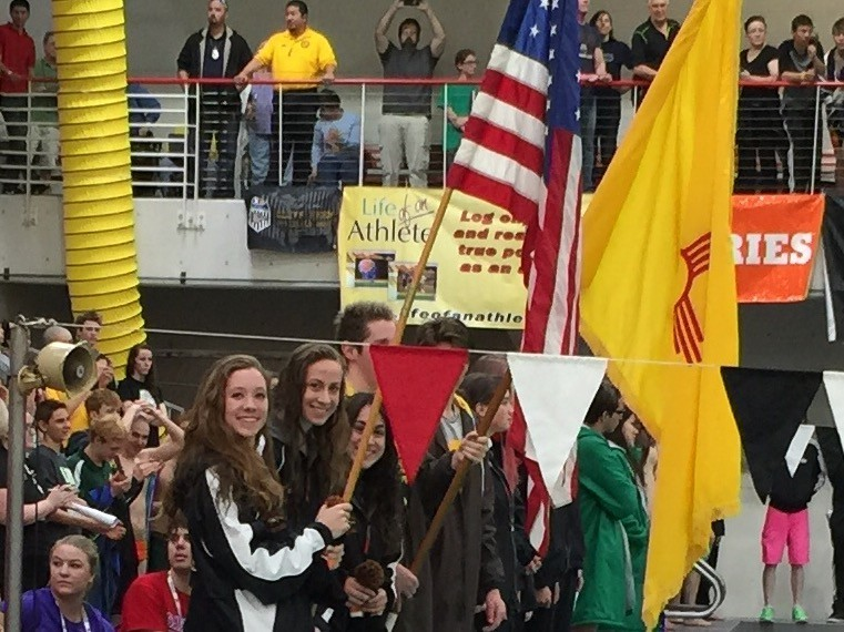 Eldorado Girls Take 3rd Straight New Mexico State Title with 3 Individual and 3 Relay Wins