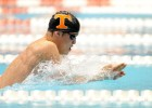 Knoxville, TN - Tennesse Home Swim Meet Photo By Parker Eidson/Tennessee Athletics