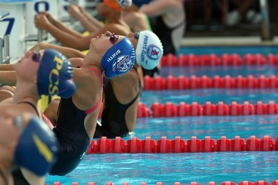 Smith Sets New Provincial Record at the Speedo Western Canadian Open