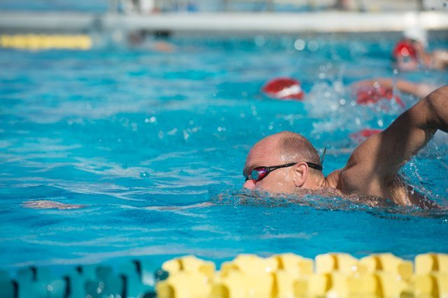 Rowdy Gaines and the Importance of Swimming Regret-Free