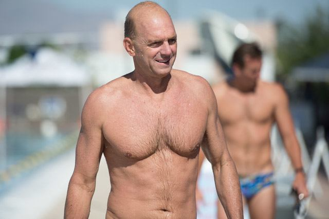 Gold Medalist Rowdy Gaines to Announce Army-Navy Swim Meet