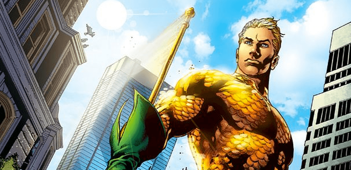 10 Olympic Swimmers as Superheroes