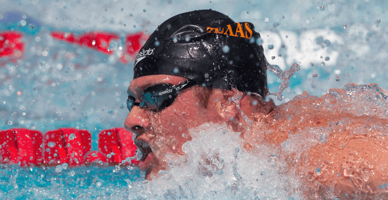 Eddie Reese Invite: Watch Conger and Schooling Race 50 Fly