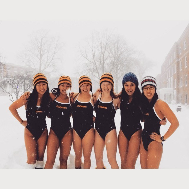 5 Things Swimmers Can Do to Stay on Track During the Polar Vortex