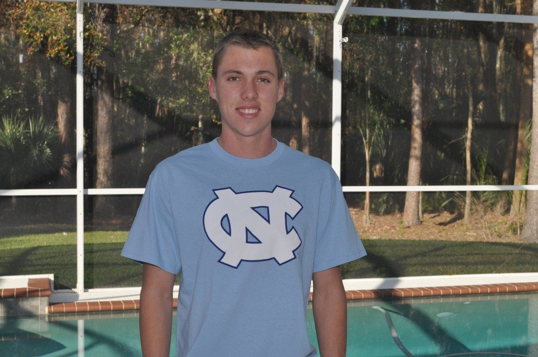 Tarheels Pick Up Verbal from Academy Aquatic Club Breaststroke/IMer Austin Sellers