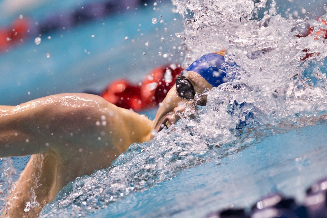 Day 1 Scoring Breakdown at 2015 SEC Swimming & Diving Championships