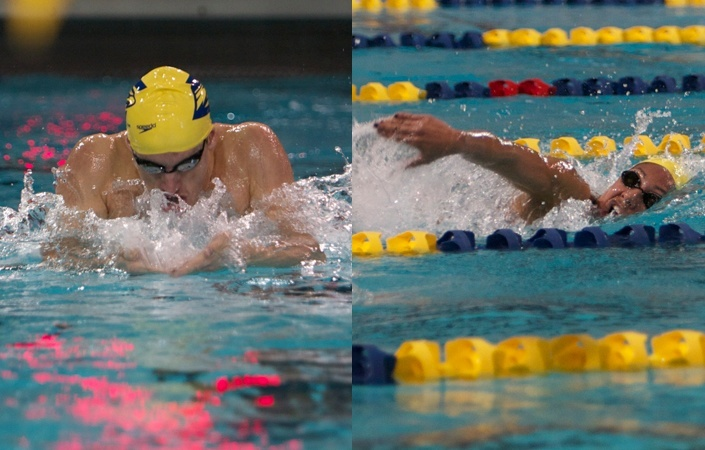 Emory Men, Women Top Rest of UAA After Day 1 of Swimming