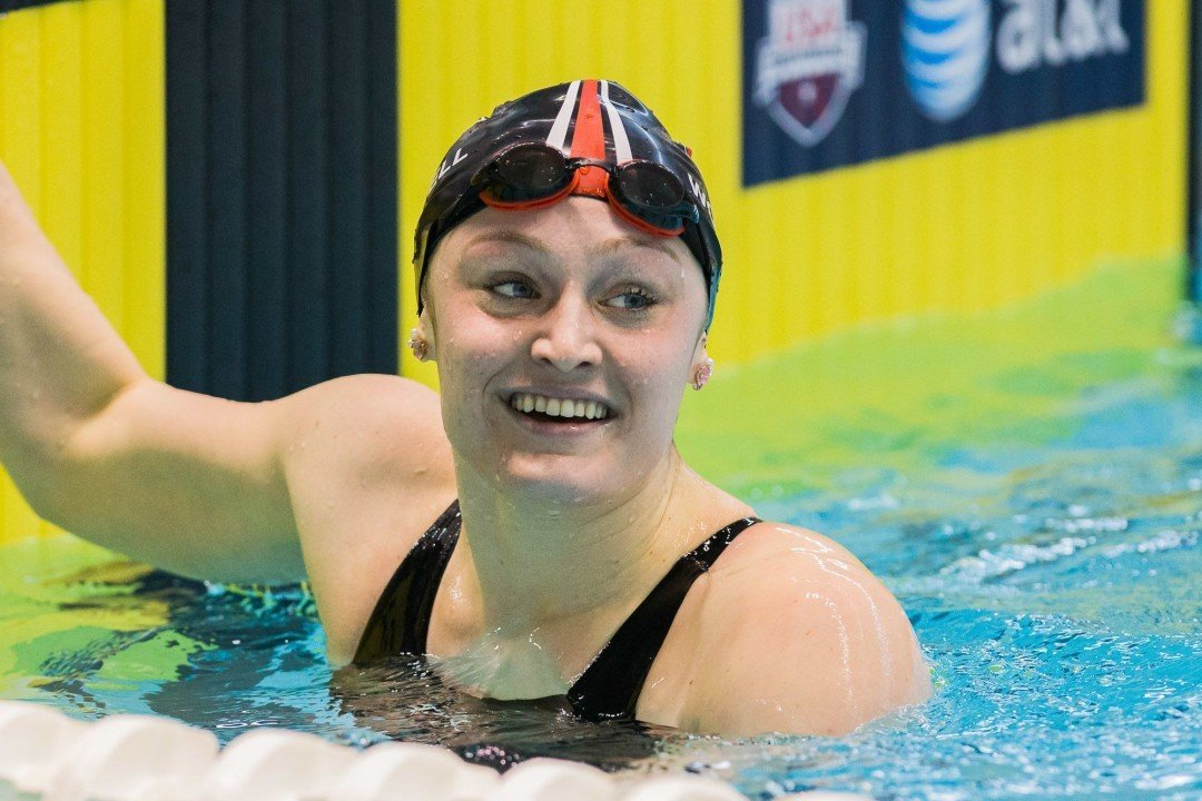 Worrell Splits 50.8 Fly, Louisville Takes 7 of 9 Events To Lead SMU Classic