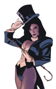 Zatanna (courtesy of wikipedia)