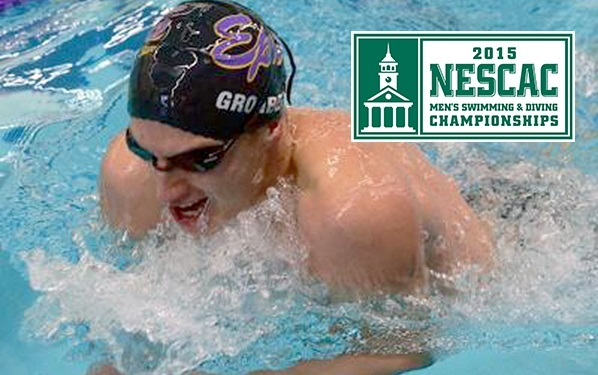 Williams Men Take the NESCAC
