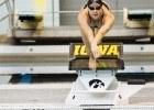 Iowa University Swimming & Diving