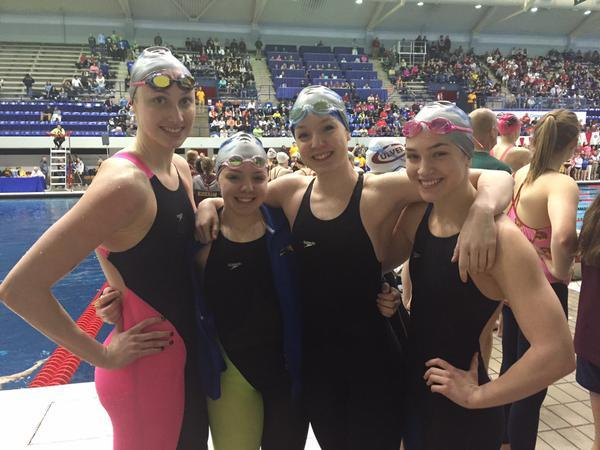 Carmel Breaks 200 Medley National HS Relay Record To Open Indiana State Championships