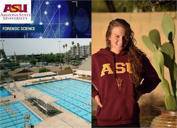 Anthem Dolphin Krista Kolkebeck verbals to Arizona State Sun Devils