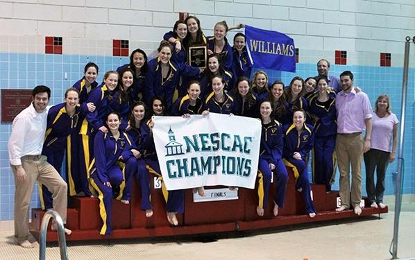 Williams Women Take their 14th NESCAC Title