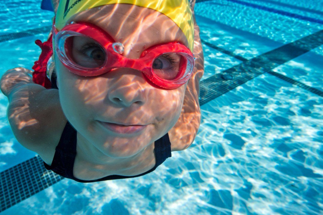 I Teach (And Swim) Because It Is My Passion