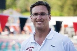 Jeff Julian, Head Coach of Rose Bowl Aquatics