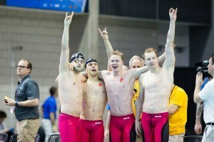 Day 1 Men's NCAAs – ACC Roundup: Sprinters Bilis and Kosic Lead with Record-Breaking Swims