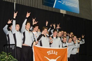 Texas Longhorns Swimming & Diving Lights the Tower following NCAA Championships (VIDEO FEATURE)