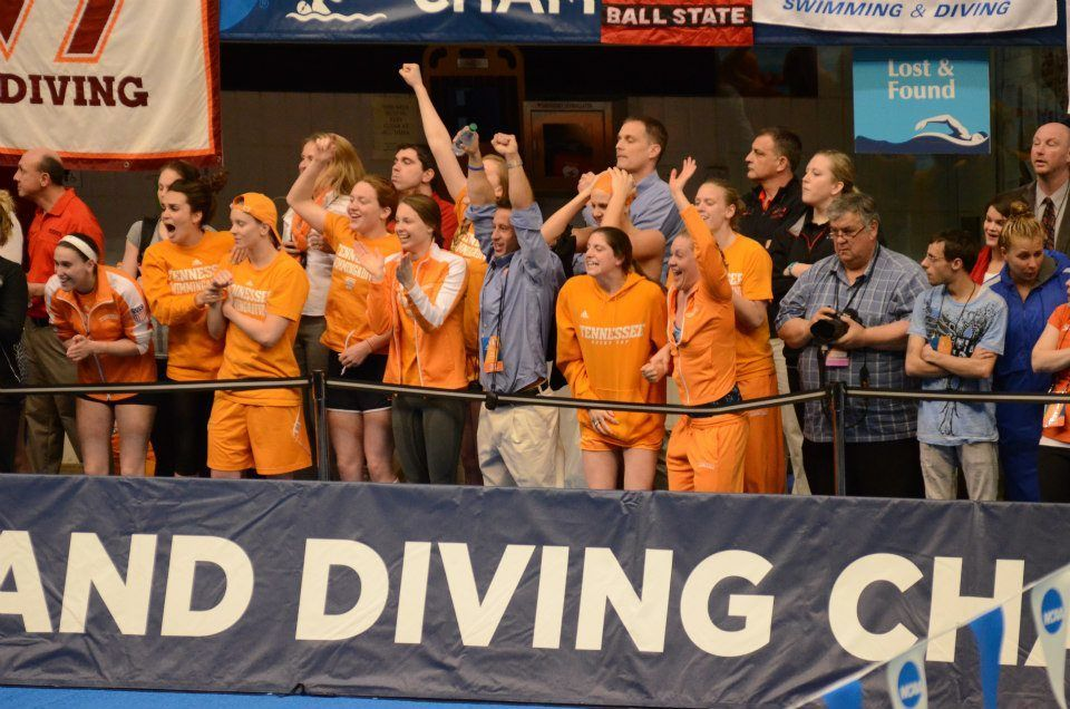 Tyler Fenwick Associate Coach Tennessee Swimming – FEATURE INTERVIEW