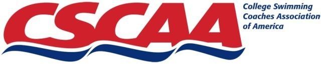 CSCAA logo