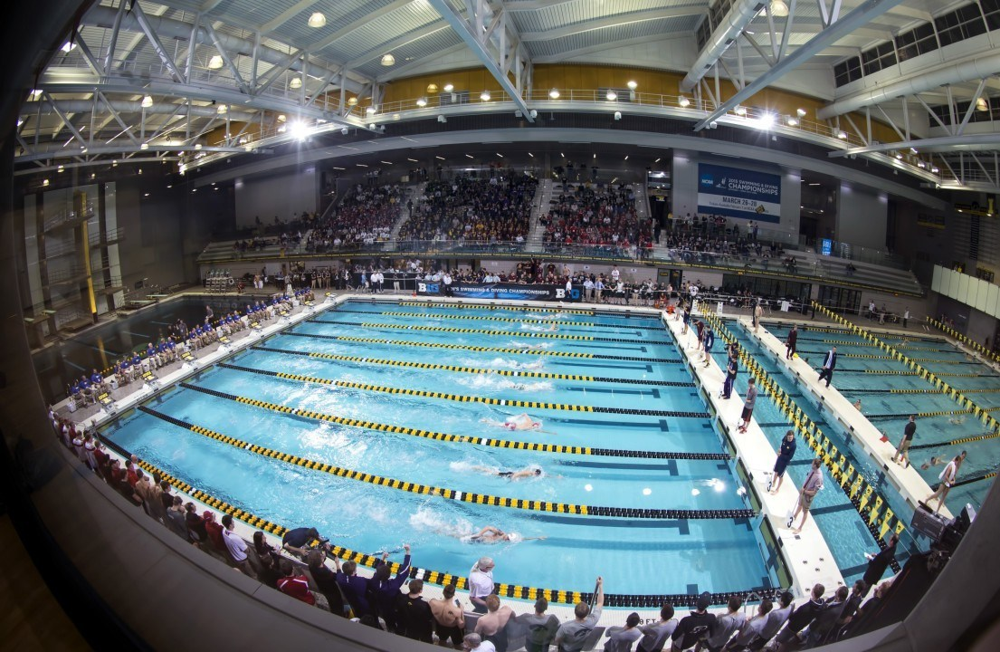 Stewart Breaks Dagny Knutson Meet Record to Close Iowa City Sectionals