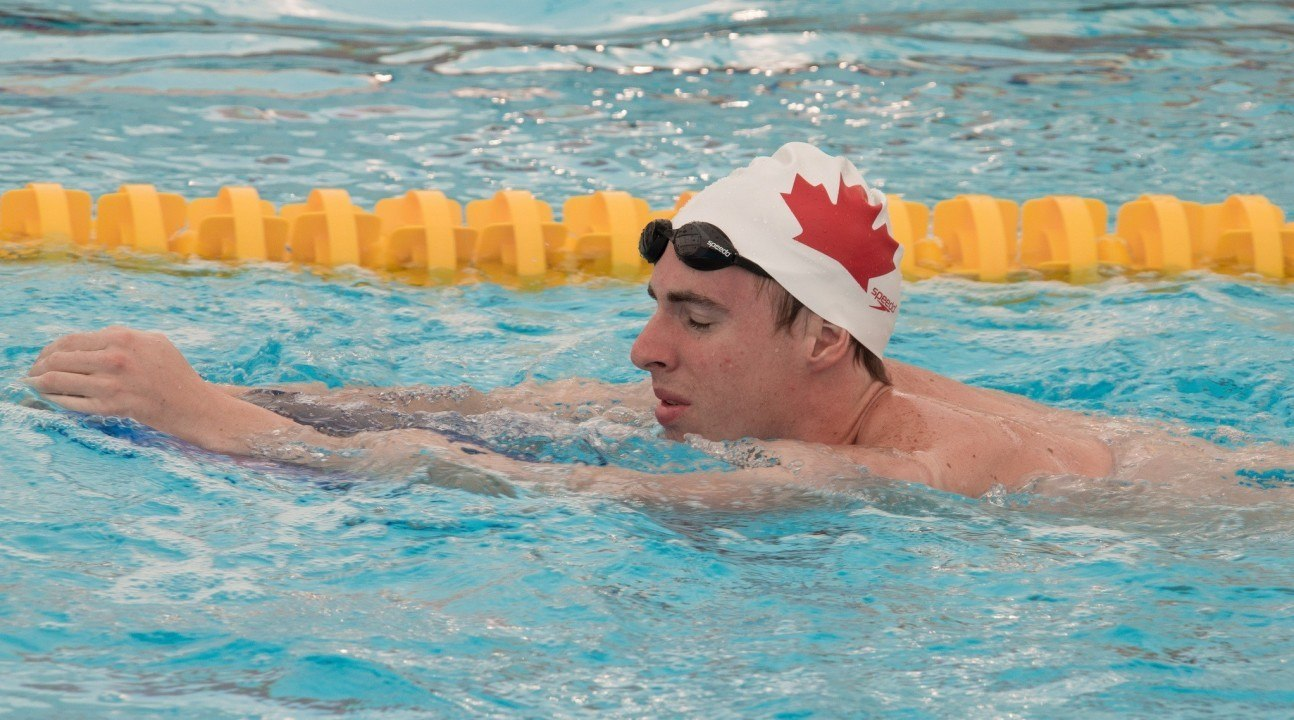 Chris Manning Reflects On CIS Career And Looks Towards Canadian Trials
