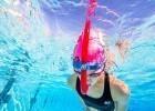 Schwimmen für Nichtschwimmer – mit Franziska van Almsick und Disney