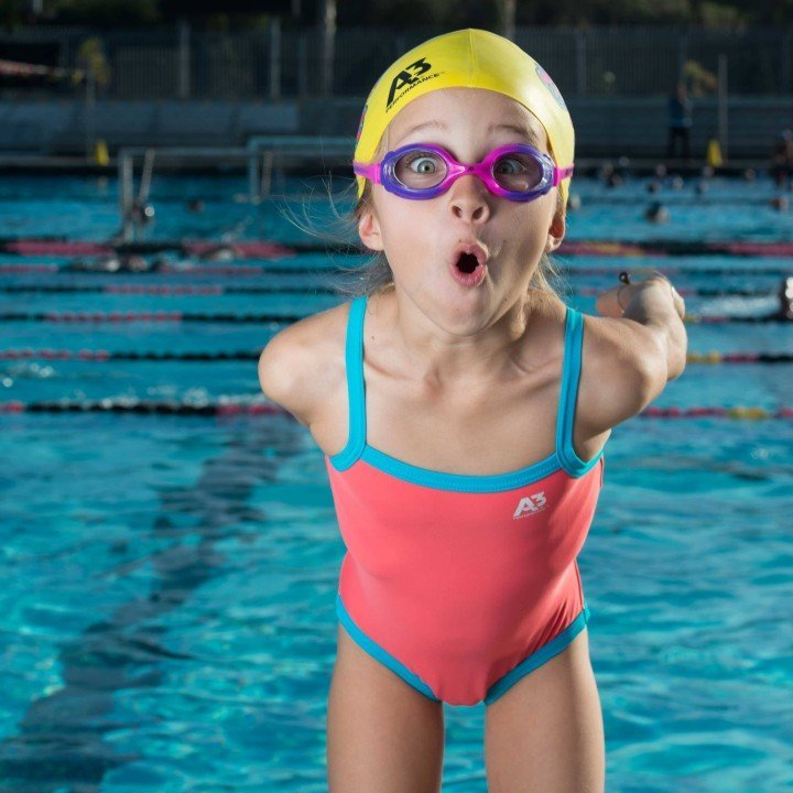 SwimMom Musings: It's All About Family