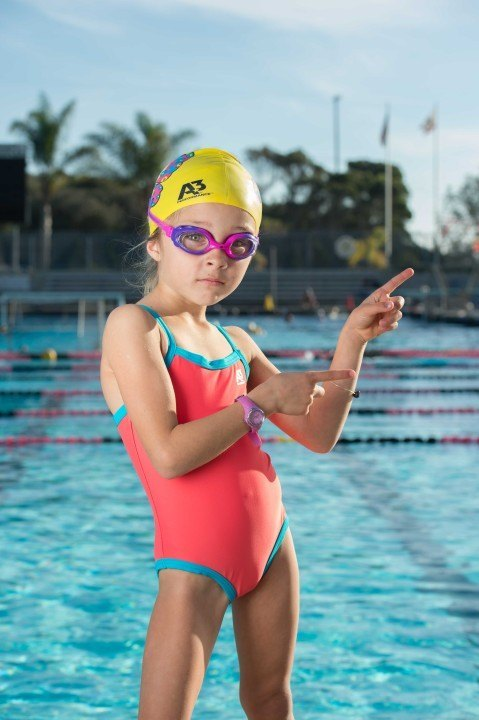 Metaphorical Swimming For Age Groupers