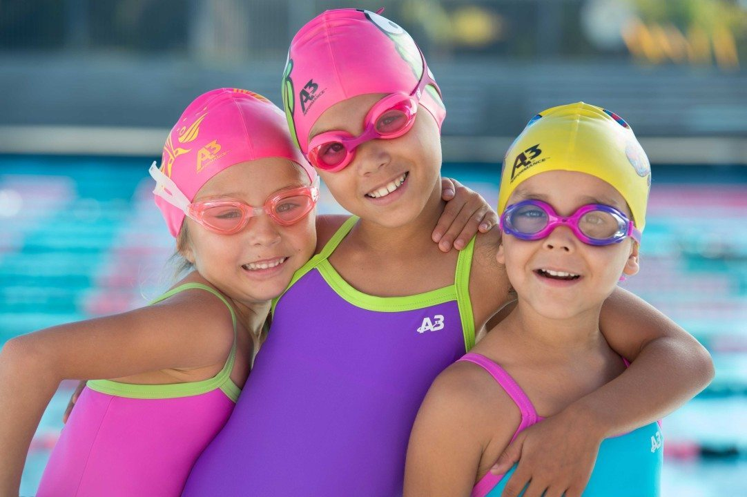 A Swim Mom's Memory of the First Meet