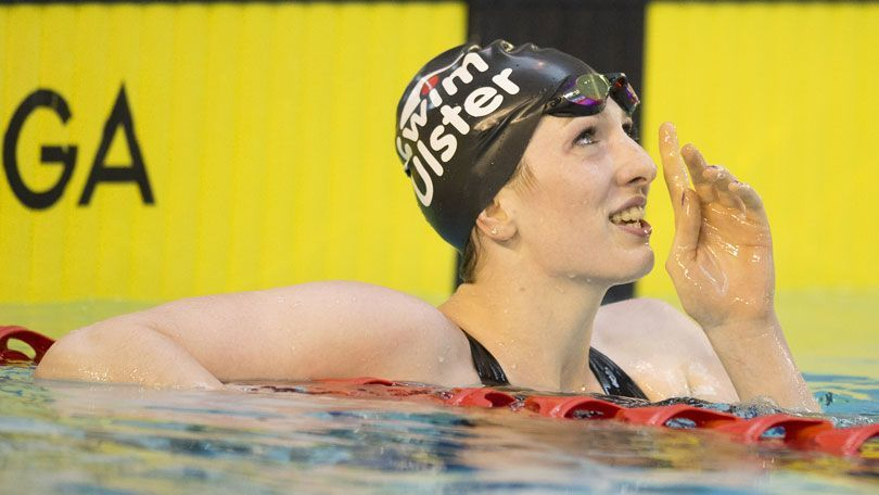 Eight National Records Broken On Last Day of British Para-Swimming International