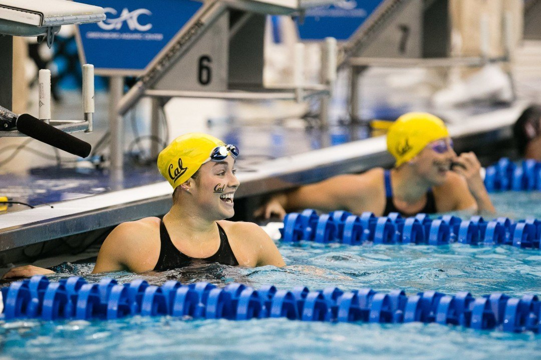 College Swimming Previews: Talent Out, Talent In For #1 Cal
