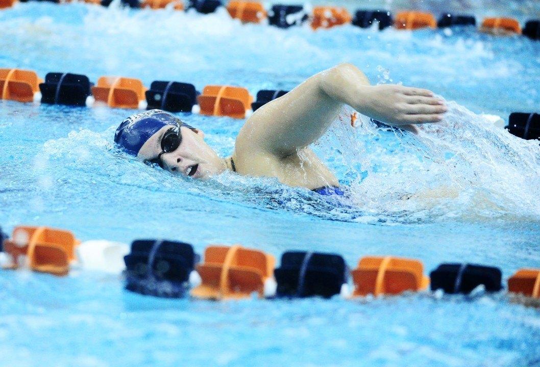 2015 ECAC Open Day Two: Pitt Women, Navy Men Extend Leads
