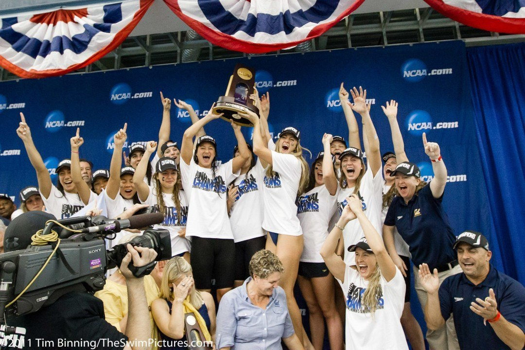 Breaststroker Alexa Buckley to Trade One Berkeley (NJ) for Another (CA