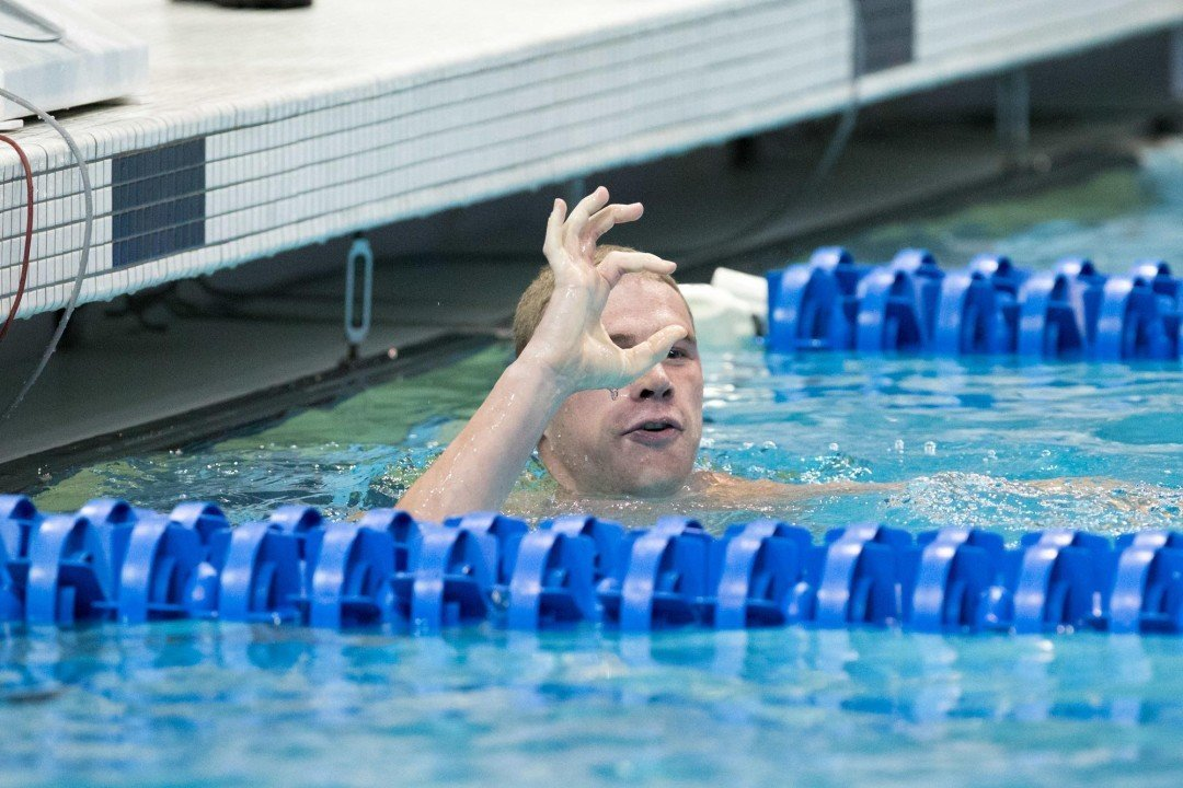 2015 Men's NCAA Championships Day 2 Finals: Cordes 4-peats 100 breast, Licon knocks off Kalisz in 400 IM