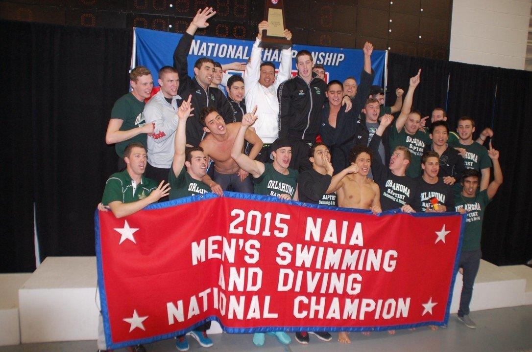 2015 NAIA National Championships – Men: OBU Takes Fourth Consecutive Team Title
