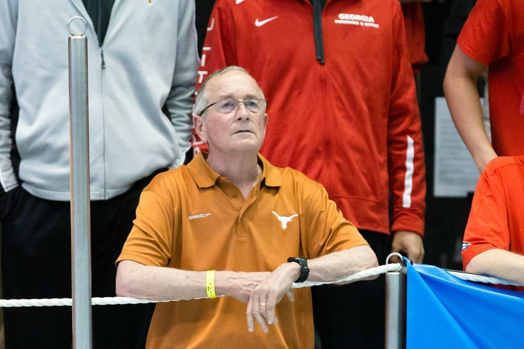 Eddie Reese Set To Join Singapore's Olympic Coaching Staff