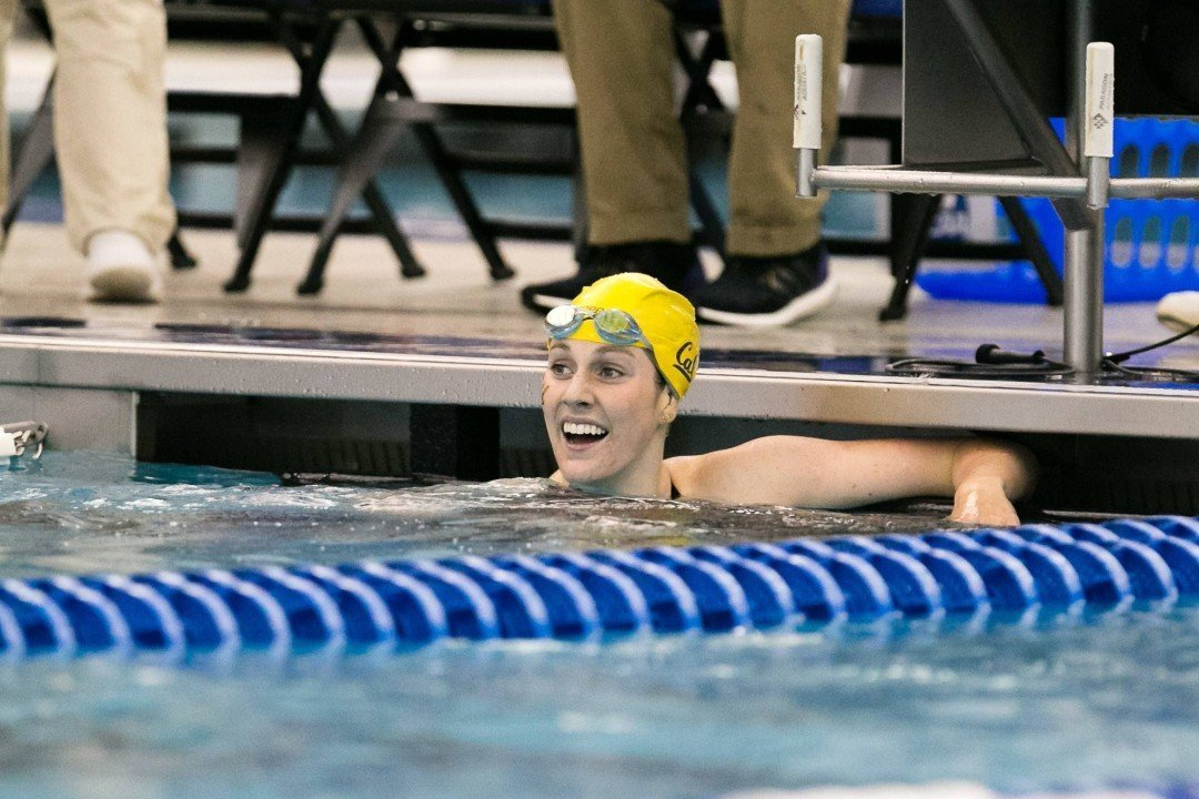 Missy Franklin Destroys NCAA, American, U.S. Open Records in 200 Yard Freestyles at NCAA Championships