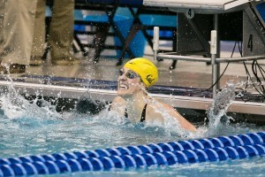 WATCH: 2015 Women's NCAA Swimming & Diving full day 2, 3 finals including Franklin, Worrell, Manuel records