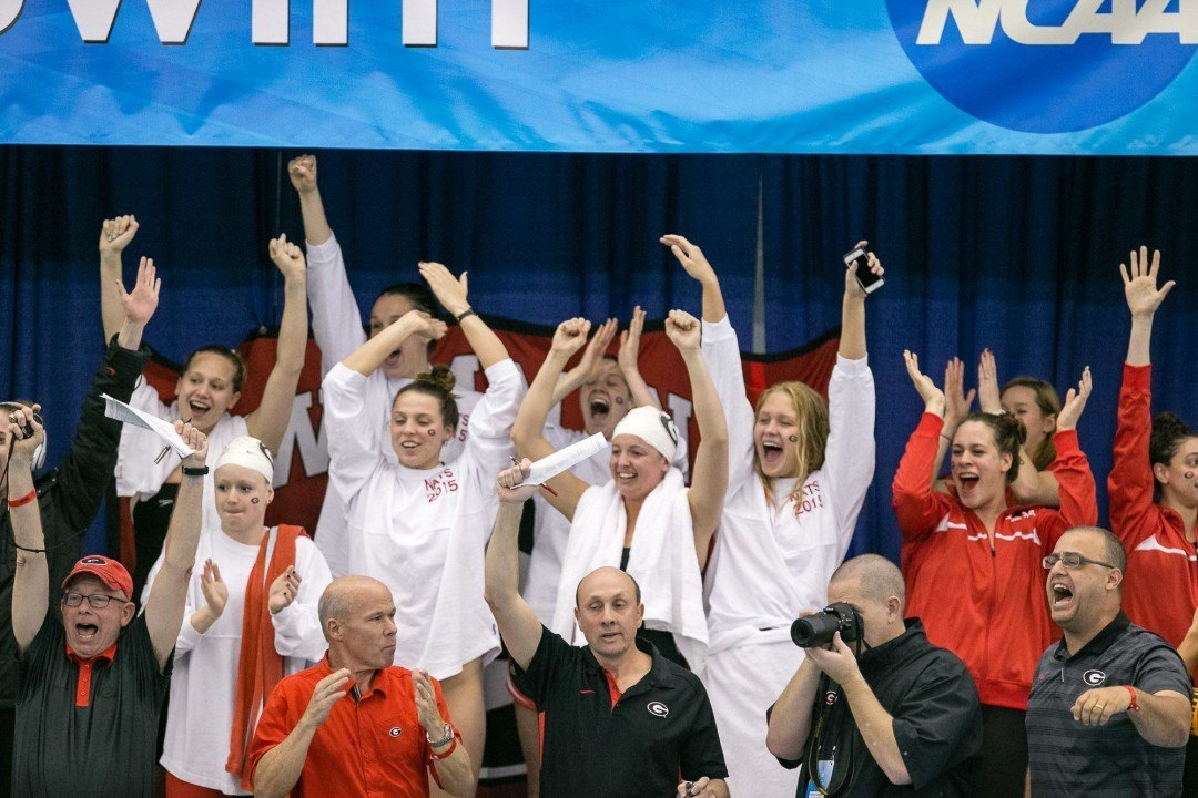 43 Division I Swim & Dive programs earn perfect APR scores from the NCAA for 2013-2014