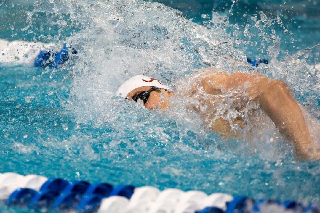 2015 Men's NCAA Championships Day 3 SEC Roundup: Gkolomeev Becomes First 'Bama Swimmer To Win 100 Free Since 1975
