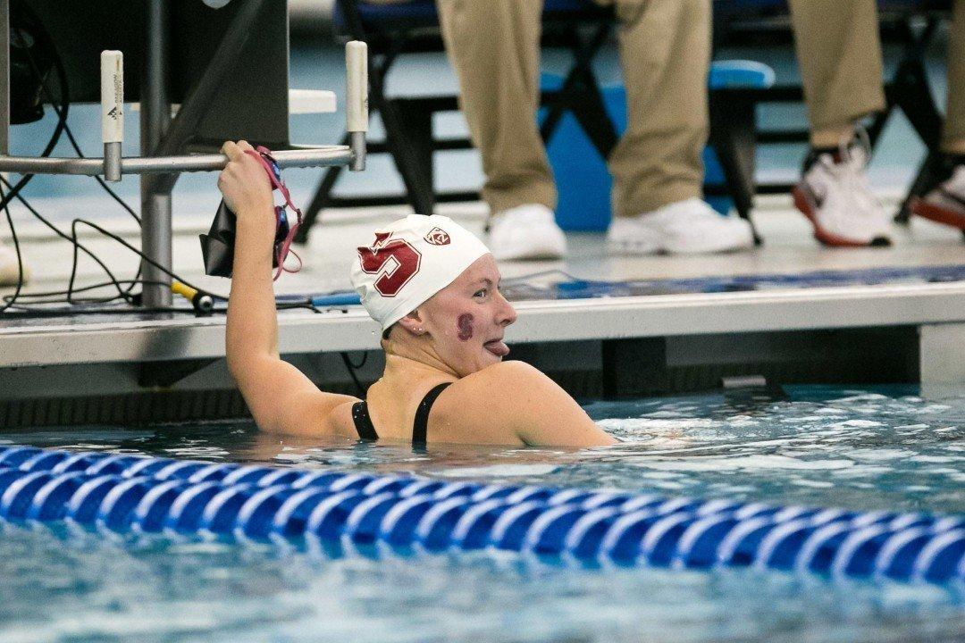 Stanford Women Open Pac-12 Championships With NCAA Record