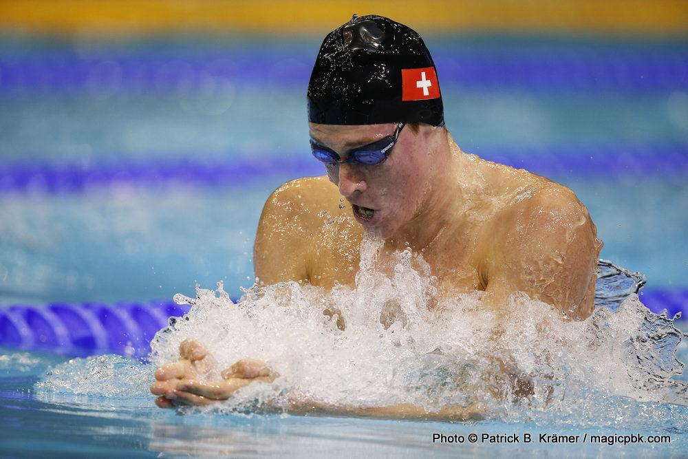 Yannick Käser Posts Two National Records at Switzerland Long Course Championships