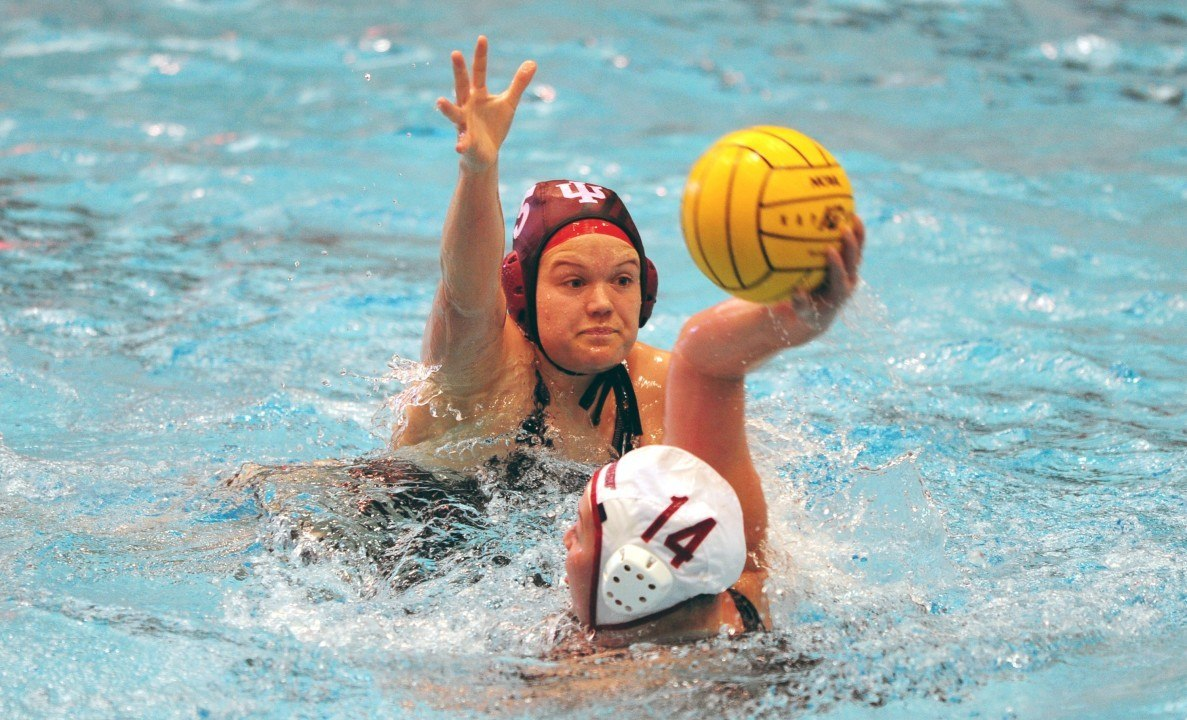 Women's Water Polo: Hoosiers Upset No. 12 San Diego State, 10-7