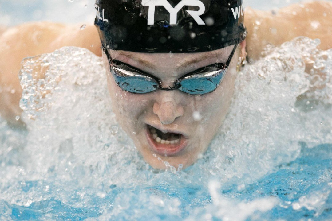 College Swimming Meet Recap: Cottrell & Worrell Top NCAA Charts