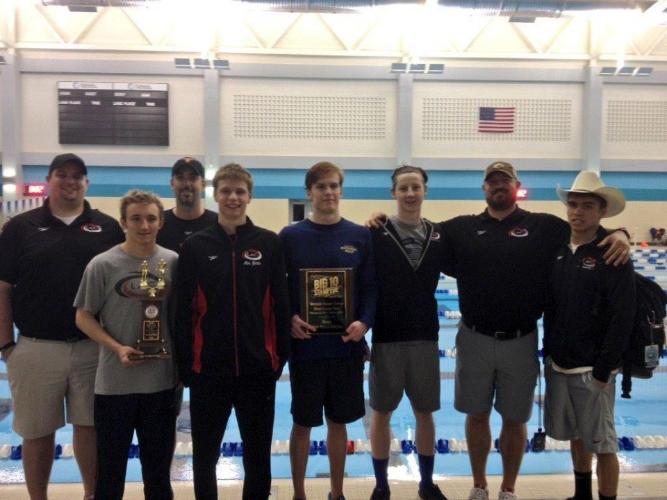 Irvine Novaquatics Claims Inaugural Big 10 Stampede Meet Title