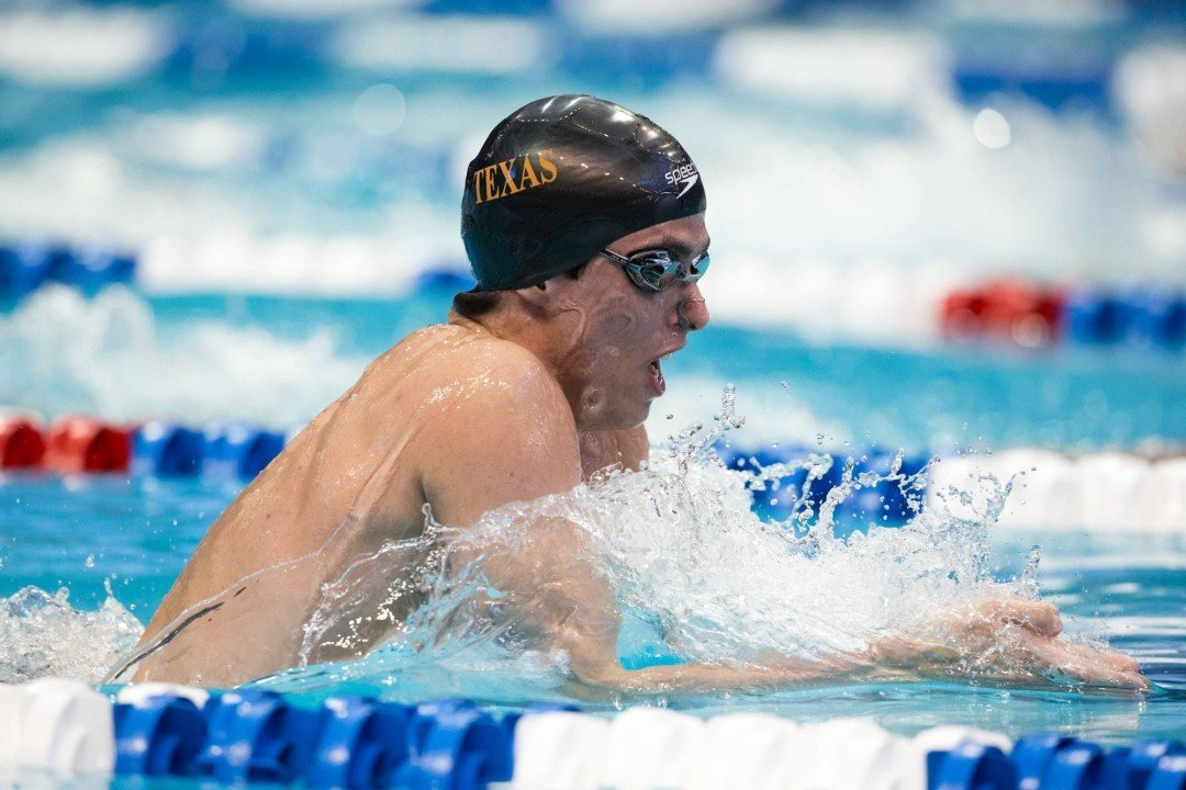 McLaughlin, Licon go lifetime-bests on final night of SMOC