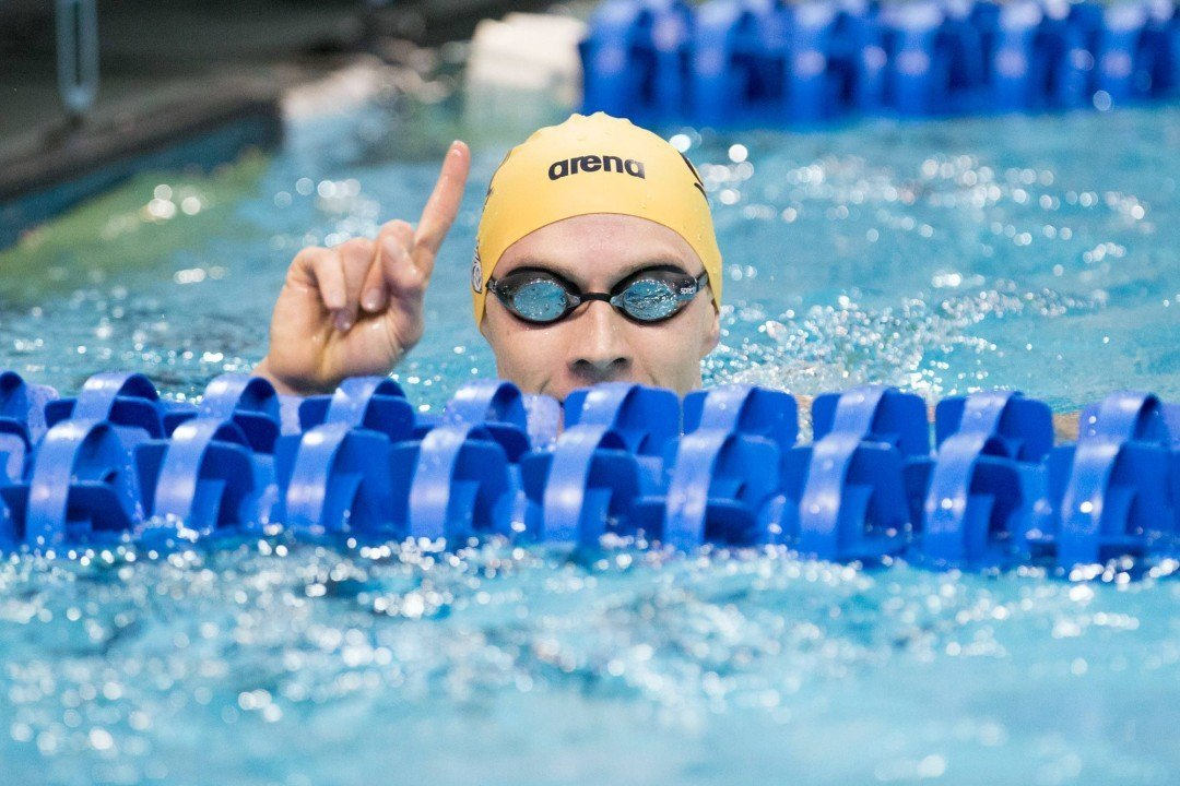 College Swimming Previews: Murphy, Seliskar Form 1-2 Punch For #2 Cal