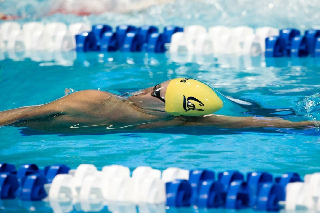 Ryan Murphy Breaks Ryan Lochte's 200 Back American Record To Repeat As NCAA Champion